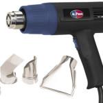 Heat gun for free flow solder hp